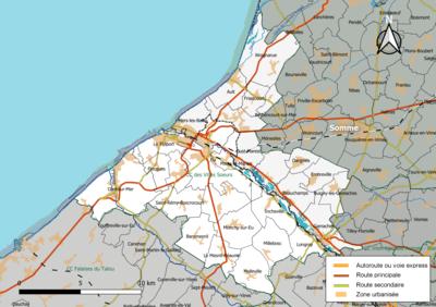 département 18 villes