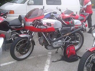 Ducati SuperSport - Square Case Ducati Super Sport