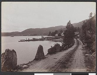 Kilefjorden - Image: 9457 Parti ved Kile no nb digifoto 20160304 00064 bldsa L KK0143