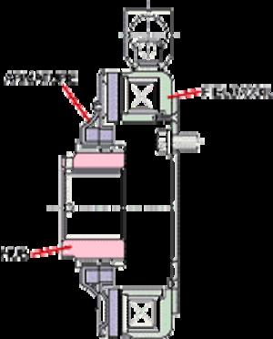 Electromagnetic brake - A-3 Electromagnetic brake