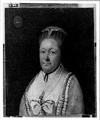 Johanna Cornelia Vrolikhart (1719-1787)