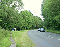 A4 heading east through Derry Woods - geograph.org.uk - 1418197.jpg