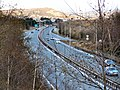 A55 eastbound from junction 17 (Conwy) - geograph.org.uk - 1724517.jpg