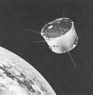 AEROS (satellite) - Aeros satellite.
