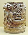 AGMA Ivory Pyxis with Griffins Attacking Stags.jpg