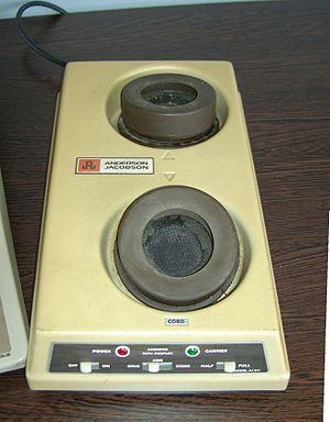 CXR Anderson Jacobson - Acoustic modem AJ 311 (Anderson Jacobson)