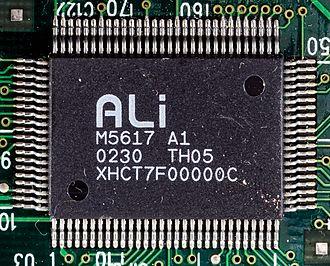 ALi Corporation - An ALi M5617 USB Scanner Controller