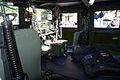 AM General M998 1987 HMMWV with MK-19 Cabin 02 Lake Mirror Cassic 16Oct2010 (14881097999).jpg
