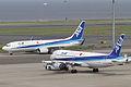 ANA A320-200(JA8392) + ANA B737-800(JA55AN) (5743211602).jpg