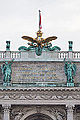 AT-13767 Double-headed eagle on Neue Burg, Vienna - by Hu - 5899.jpg