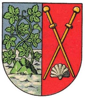 Guntramsdorf - Image: AUT Guntramsdorf COA