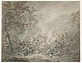 A Battle Between Cavalrymen and Infantry MET DP860036.jpg