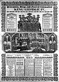A broadsheet illustrating the procession, dirge and funeral Wellcome L0011712.jpg