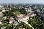 A budapesti Ludoviceum (Ludovika) felújított épülete madártávlatból.jpg