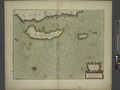 A chart of Islands Corfu, Pachfu and Antipachfu with channel and Rodds between the Island of Corfu and Graetian coast NYPL1640682.tiff