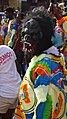 A dressed masquerade with mask on in Takoradi.jpg