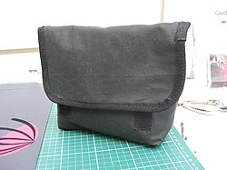A waxed cotton pouch.jpg