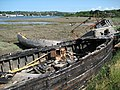 Abandoned boats on the Torridge - geograph.org.uk - 1359442.jpg