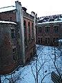 Abandoned old Belgian building in Lysychansk (Feb 2018) 3.jpg