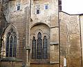 Abbatiale de Saint-Antoine-l'Abbaye - Chapelles du bras nord du transept.JPG