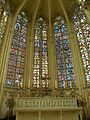 Abbaye Saint-Germer-de-Fly st chapelle autel vitraux.JPG