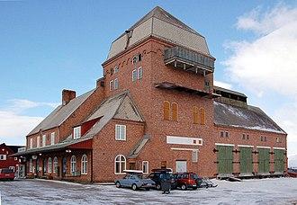 Abisko - Abisko east railway station