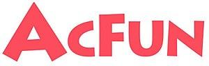 AcFun - Image: Ac Fun