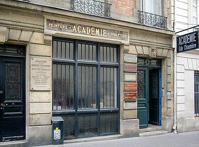 Académie de la Grande Chaumière