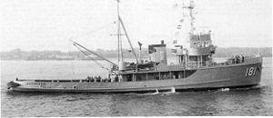 USS Accokeek (ATA-181) - USS Accokeek (ATA-181)