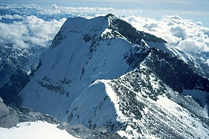 Aconcagua - South summit and ridge