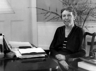 Ada Comstock - Ada Comstock, president of Radcliffe College 1923–1943