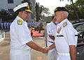 Admiral DK Joshi visits the Eastern Naval Command in November 2013 (1).jpeg