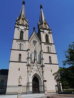 Admont Klosterkirche Admont 1