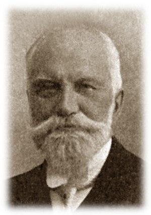 Adolf von Becker - Adolf von Becker  (date unknown)