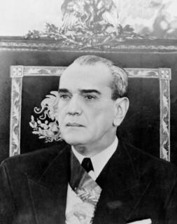 Adolfo Ruiz Cortines 54th president of Mexico
