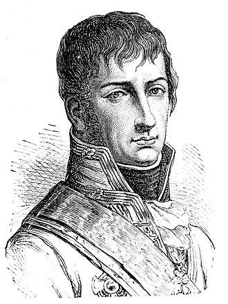 Battle of Schliengen - Image: Adu C 219 Charles (L'archiduc, 1771 1847)