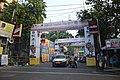 Advertisement Gateways - Durga Puja Festival - Sadananda Road - Kolkata 2017-09-26 4392.JPG