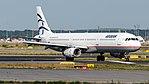 Aegean Airlines Airbus A321-232 (SX-DGP) at Frankfurt Airport.jpg