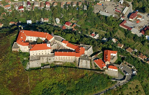 Замок Паланок у Мукачевому, © Revtiy, CC-BY-SA 4.0