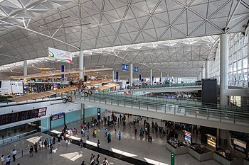 Hong Kong Airport Transfer To Hotel