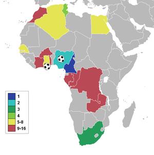 Coupe d 39 afrique des nations de football 2000 wikip dia - Coupe d afrique des nation ...
