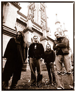 Agalloch American black metal band