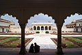 Agra Fort Courtyard.JPG