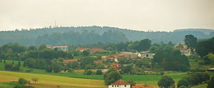 Aiazo - Landscape of Aiazo seen from the neighbor Tambre village