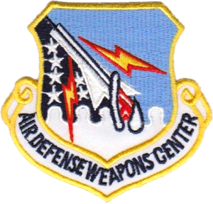 Air Defense Weapons Center - Image: Air Defense Weapons Center Emblem