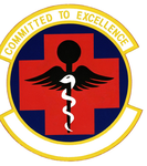 Air Force Systems Command Clinic Los Angeles Air Force Base emblem.png