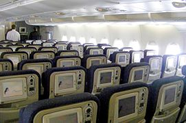 Air france wikip dia for Air france vol interieur