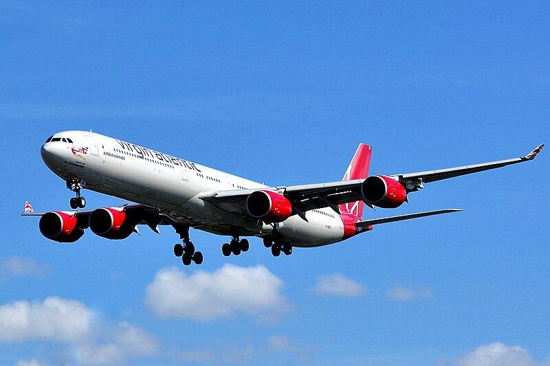 File:Airbus A340-642 - Virgin Atlantic Airways (G-VRED).JPG