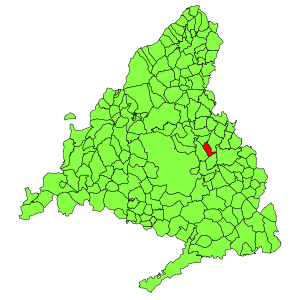 Ajalvir (Madrid) mapa.svg