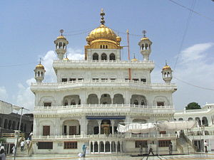 Akal Takht - Photograph of Akal Takht